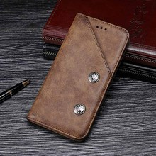 Leather Case For samsung a50 Flip Wallet case back covers For Samsung Galaxy A30 A70 Full protection shockproof case for A50