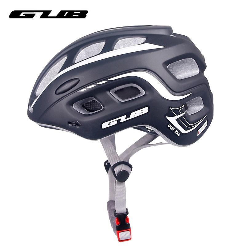 Helmetë për biçikleta GUB me garzë integruese 19 Venta ajri Bike - Çiklizmit - Foto 3