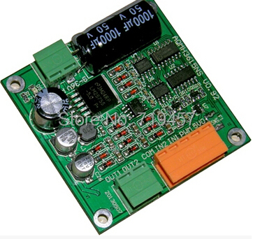 FREE SHIPPING 12/24/36V 15A High Power DC Motor Driver Board