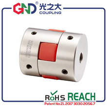 Гибкая муфта gnd d20 l30 минимальное отверстие 3 мм максимум