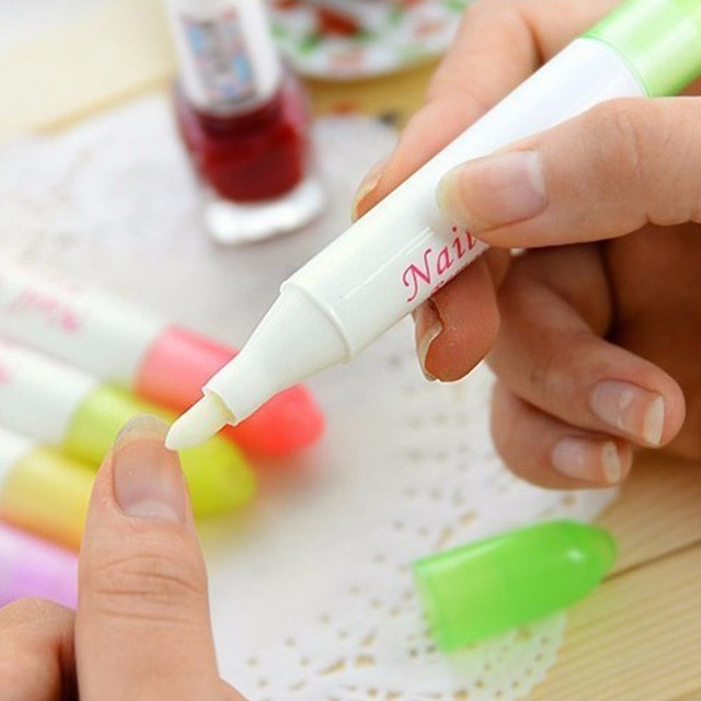 Nail Mistakes Tool Nail Art Polish Remover Pen Corrector Cleaner ...