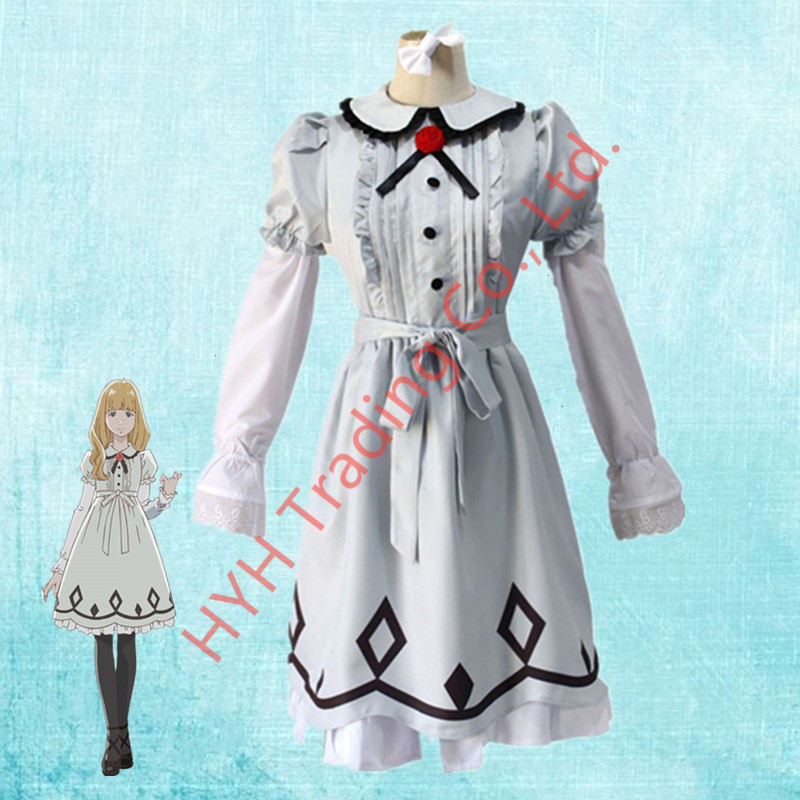 Cosplaylegend Anime CAROLE & TUESDAY  Carole Tuesday Cosplay Adult Costume Dress Full Set Halloween Costume