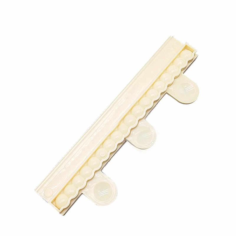 1 шт. 3D поделки жемчуг цепь Форма Фондант для форм кекса резак бусины шоколадная форма пластиковый торт сахарный поделка украшение формы
