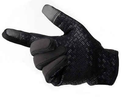 מגע מסך Windproof חיצוני ספורט כפפות עבור גברים נשים צבא guantes tacticos luva חורף windstopper עמיד למים כפפות