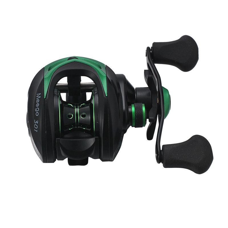 9 3 1 19 1 Water Drop Design 20 Axis Full Metal Long Diatance Professional Fishing Wheel Fishing Reel in Fishing Reels from Sports Entertainment
