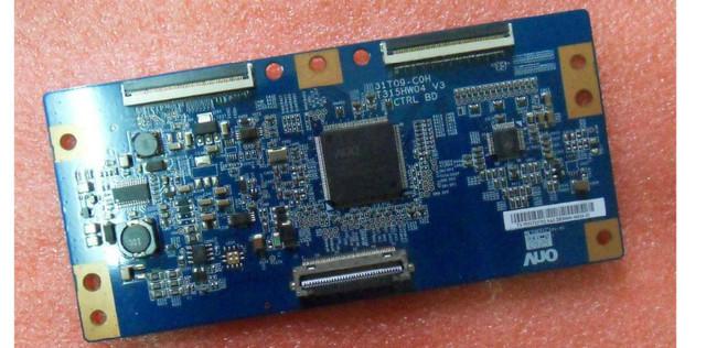 T315HW04 V3 CTRL BD 31T09-C0H 31T09-C0K tablero LCD placa Lógica para la pantalla