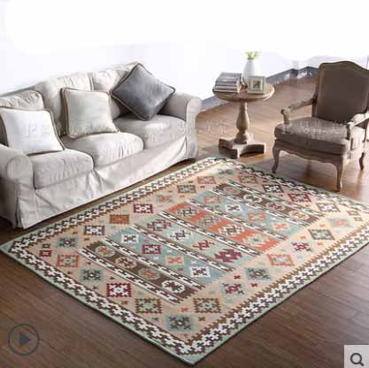 Carpet For Living Room Bedside Carpet Kid Room Floor Mat Thick Carpet For Bedroom Rug For Home Decor and Prayer Blanket