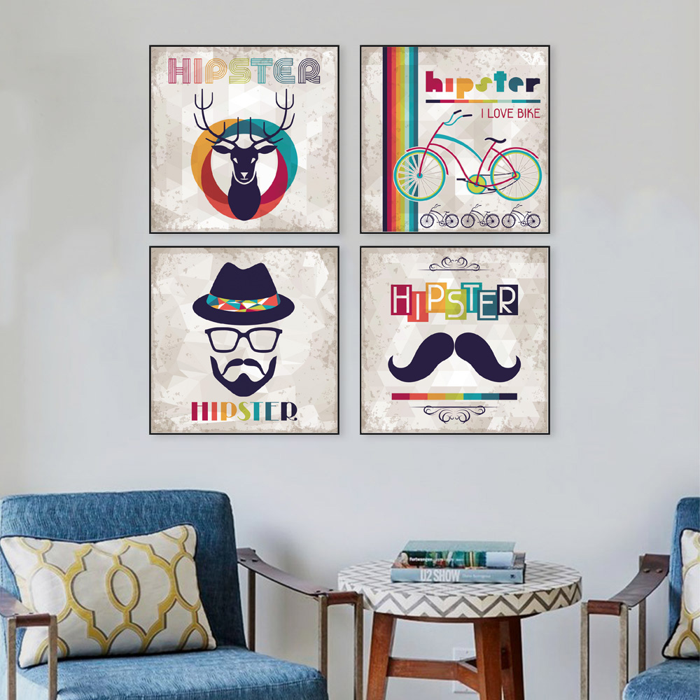 Hipster Wall Decor popular wall decor hipster-buy cheap wall decor hipster lots from