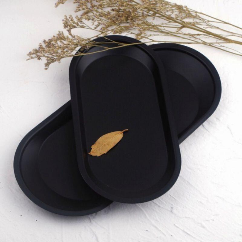 Тарелки, подносы, бытовые, надписи, винтаж, черный, нержавеющая сталь, кухонные принадлежности, реквизит для фотосессии, ювелирные изделия