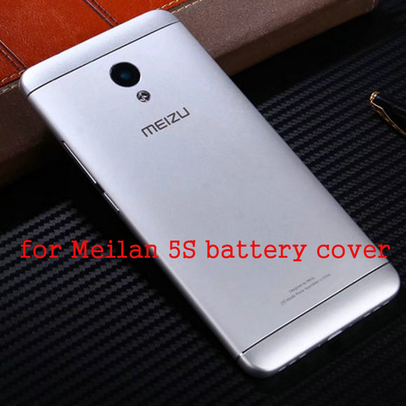 Yeuzoe Official  Back Battery Cover For Meizu M5s Mini Original  Phone Case For Meilan 5s Housing Replacement Parts