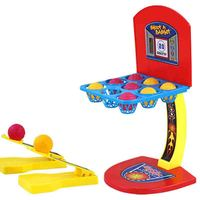 KISSWAWA Basketball Shooting Machine One Or More Players Game Toys Parent Child Interaction Educational Toys For