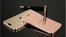 Laser de metal coque capa bolsa shell para casos htc a9 m10 830 M8 826 820 816 626 M9 Mais Compacto Borda Protetor de Telefone Habitação