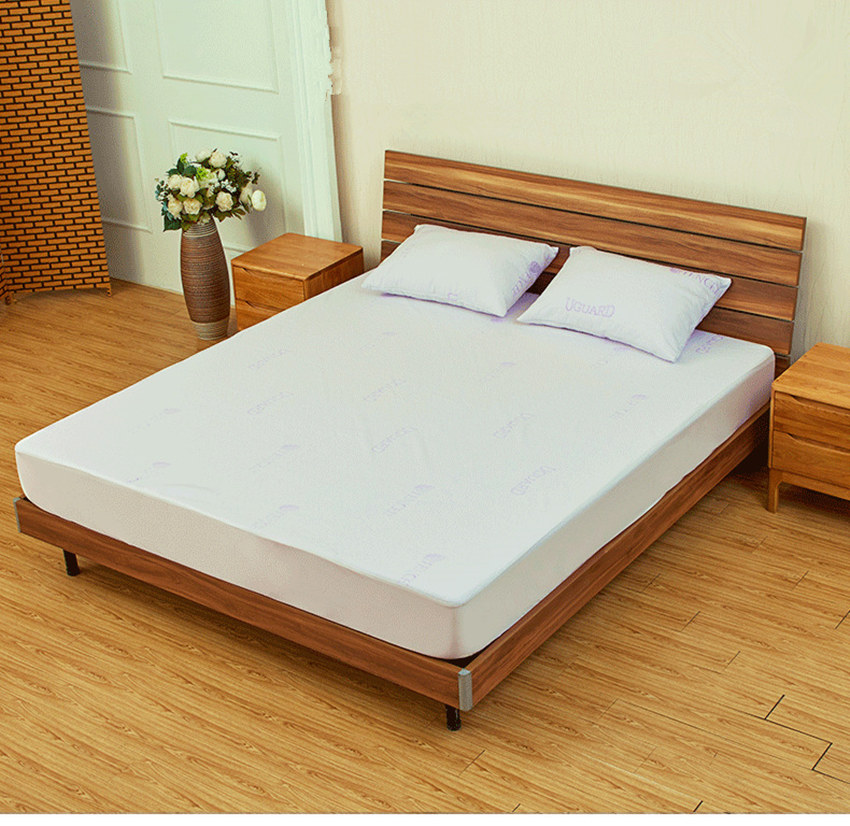 Mattress cover Waterproof mattress protector cover For Bed Wetting And Bed Bug Suit For Russian Mattress Size ...
