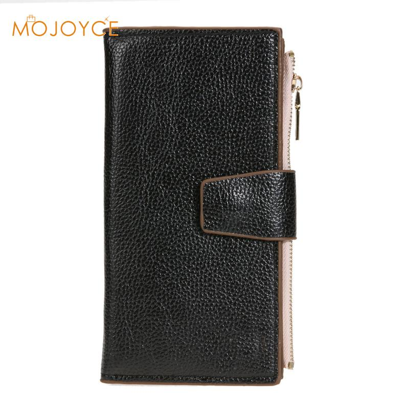 Hot Sale Women Clutch 2017 New Wallet PU Leather Wallet Female Long Wallet Women Zipper Purse Strap Coin Purse For iPhone X japanese anime attack on titan rivaille ackerman levi cosplay women long wallet pu leather women kawaii pink clutch coin purse