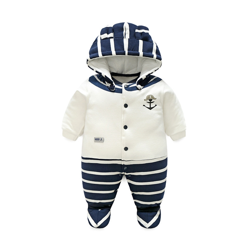 819c1db62741 Detail Feedback Questions about 2019 Winter Fleece Baby Rompers ...