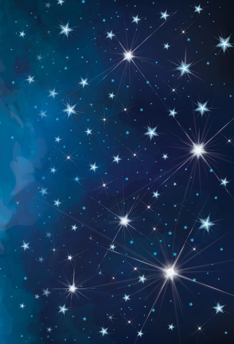 buy huayi art fabric night sky scenery