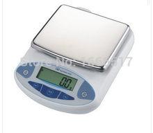 Высокоточный электронный баланс лобового стекла 1000 г 0,01 г labrotary/lab Balance