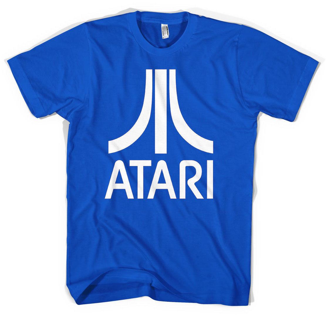 New Retro Atari Unisex T shirt All Sizes Colours Shirts Funny Tops Tee