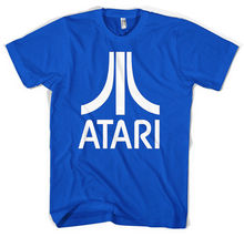New Retro Atari Unisex T shirt All Sizes Colours Shirts Funny Tops Tee