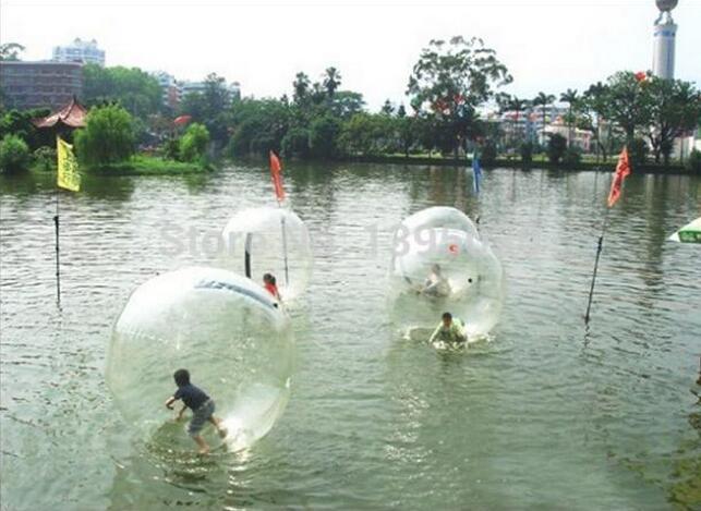ФОТО 1M fun entertainment water ball, inflatable water walking ball