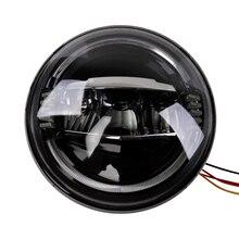 Headlight for jeep wrangler JK auto products Daytime running light 10W small light 3W turn signal 7W low beam 21W high beam 32W