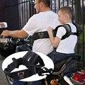 2016 Niños de Los Niños de La Motocicleta Bicicleta de Ciclo de La Bicicleta Eléctrica del Cinturón de Seguridad Ajustable Correa Carrier Vehículo Seguro Para la Seguridad Infantil