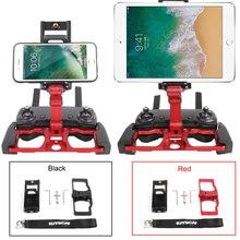 Pour téléphone/IPad tablette/cristalsky télécommande tablette pince support en Aluminium pour DJI MAVIC 2/PRO/AIR2/SPARK moniteurs accessoires