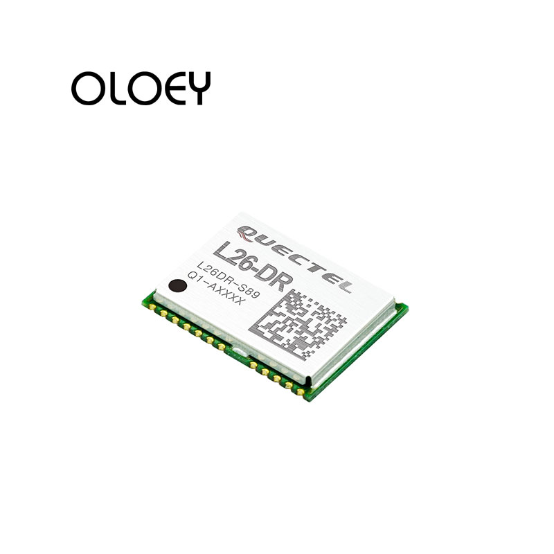GNSS L26-DR L26DR GNSS Module GPS, GLONASS, BeiDou, Galileo And QZSS Signals Support DGPS(RTCM)/SBAS (WAAS/EGNOS/MS