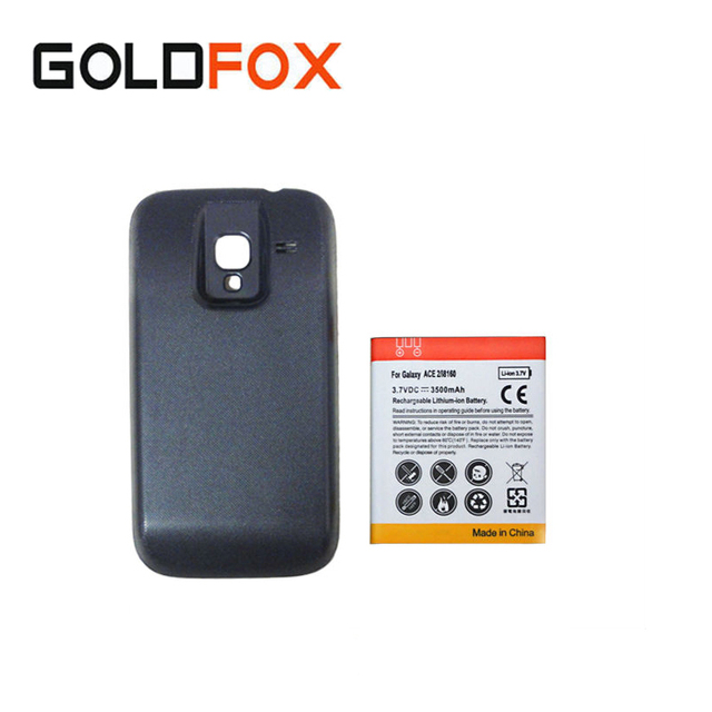653bf2298 New For Samsung Galaxy Ace 2 i8610 GT-i8160 cell Phone Replacement Extended  Backup 3500mAh
