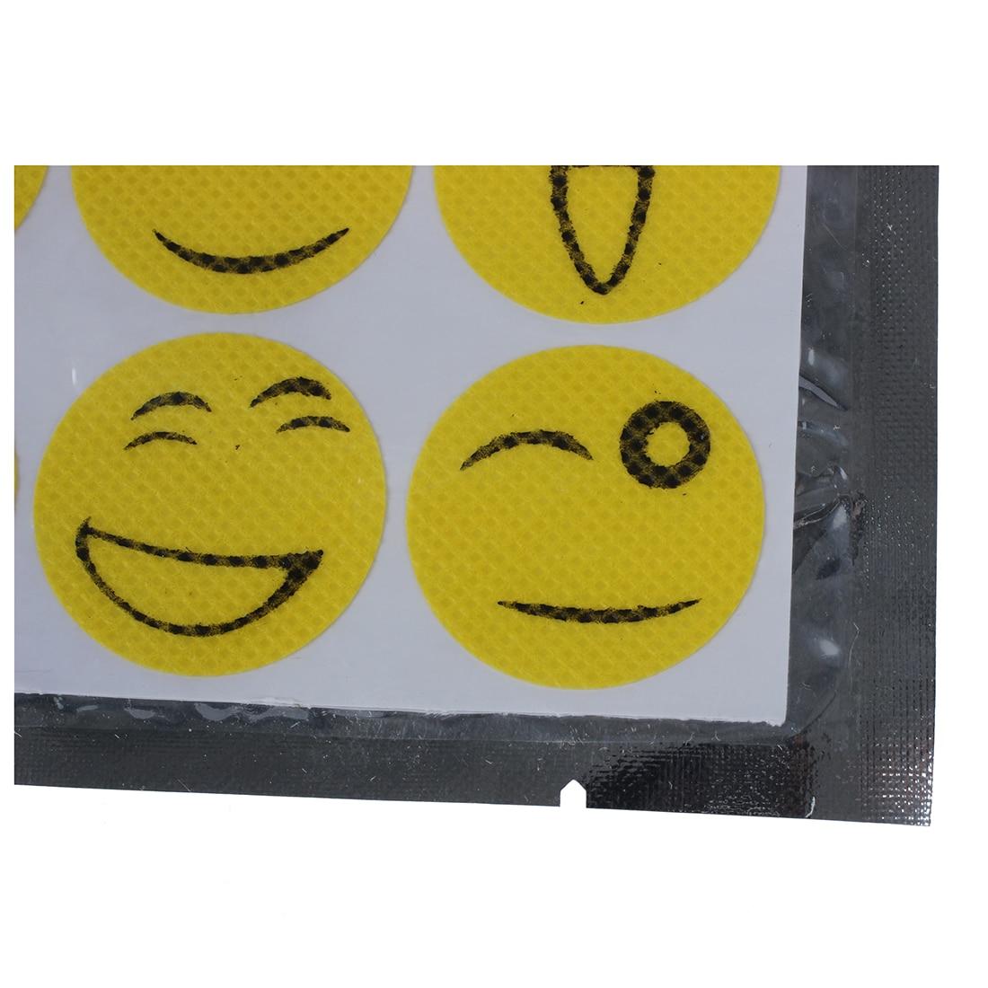6 Pcs/Bags Baby Anti Mosquito Drive Midge Stickers Repellent Patch 5.5 * 4 * 8CM random color