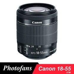 Canon 18-55 Lens Canon EF-S 18-55mm f/3.5-5.6 IS STM Lenses for 1300D 1200D 600D 700D 750D 760D 70D 60D Rebel T3i T5i T6s T6