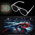 Universal Polarized 3D Glasses Passive Google Cardboard VR Virtual Reality 3D Game Movie TV Cinema Theatre Plastic Frame Glasses
