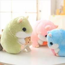 1pc 22cm/32cm Super Cute Hamster Plush Toy