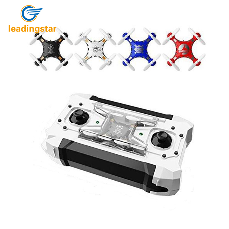 LeadingStar FQ777-124 RC Drone Dron <font><b>Micro</b></font> Pocket Drone 4CH 6Axis Gyro Switchable Controller Quadcopter RTF Helicopter image