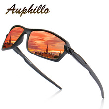 Mens Sunglasses Luxury Brand Men Polarized Driving Mirror For Rectangle Anti-Reflective Dust-proof