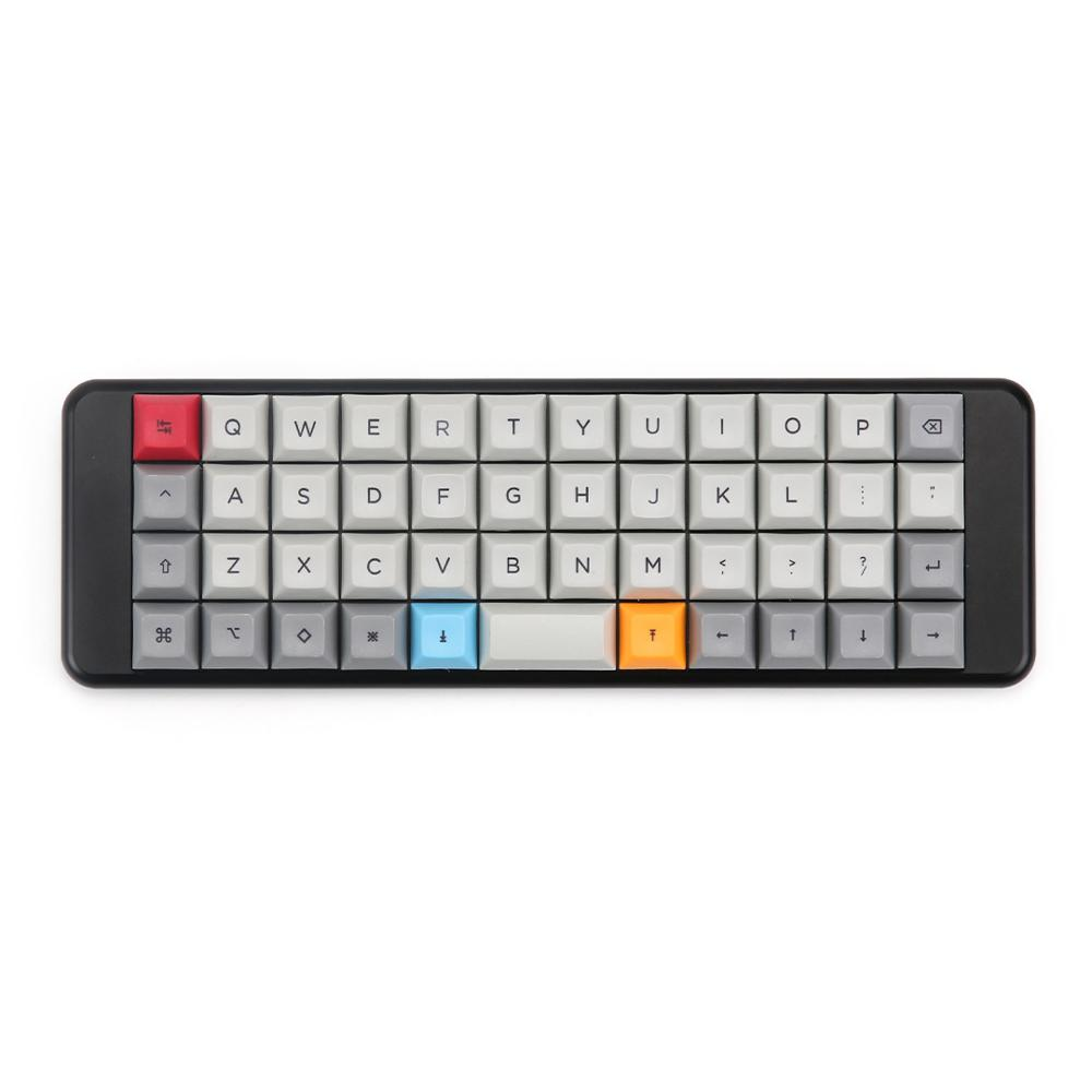 Image 4 - XDA 40 keycaps dye subbed keys for cherry mx NIU 40 mechanical keyboardKeyboards