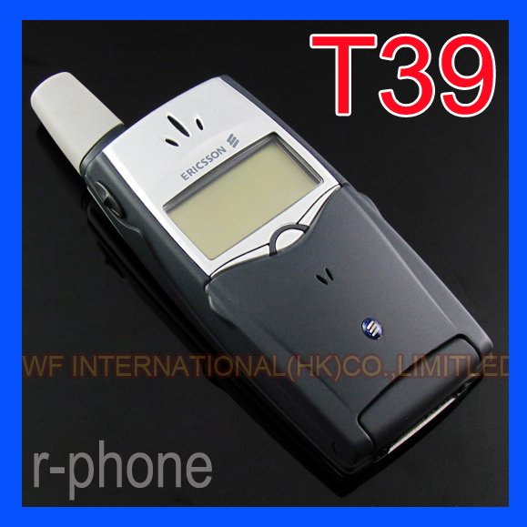 Refurbished Original Ericsson T39 Mobile Phone Bluetooth 2G Tri band Unlocked Phone One year warranty