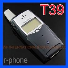 Remodelado original ericsson t39 telefone móvel bluetooth 2g tri-band desbloqueado telefone & um ano de garantia