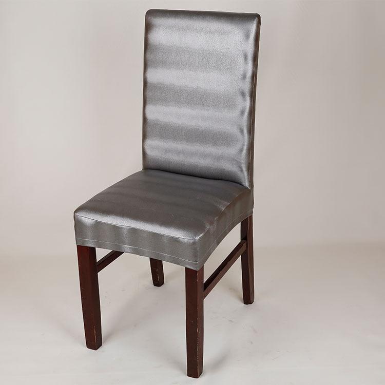 Leder pu stuhl decken Elastischen stoelhoezen eetkamer neue mode ...