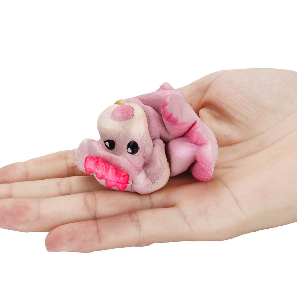 Pink Pet Dog Squeeze Stress Reliever Toy 7
