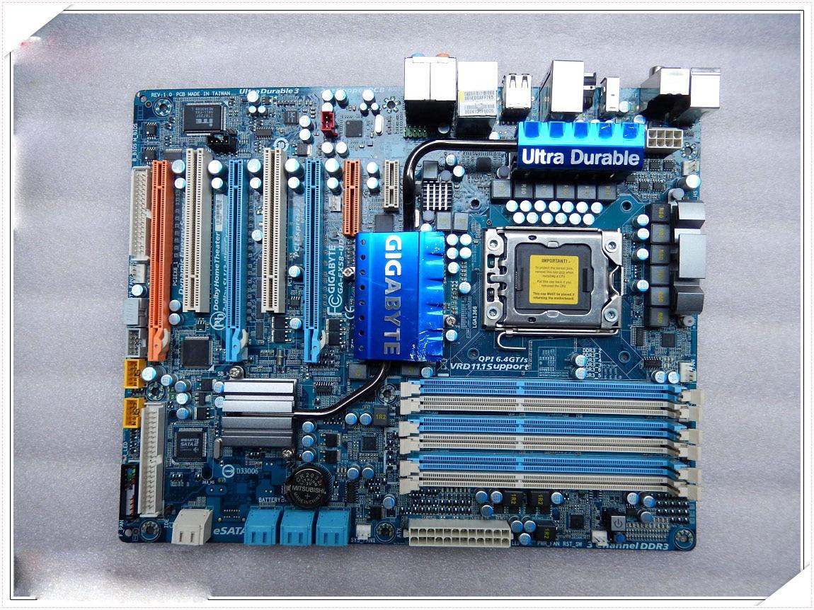Gigabyte GA-EX58-UD4P Infineon Driver UPDATE