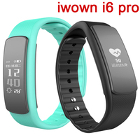 IWOWN I6 Pro Smartband Heart Rate Monitor Smart Bracelet Sport Wristband Bluetooth Smart Band Fitness Tracker