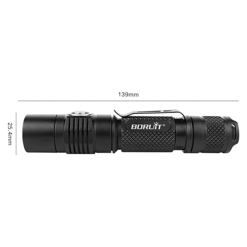 Strong light tactical flashlight LED XPL highlight long range USB rechargeable waterproof flashlight in LED Flashlights from Lights Lighting