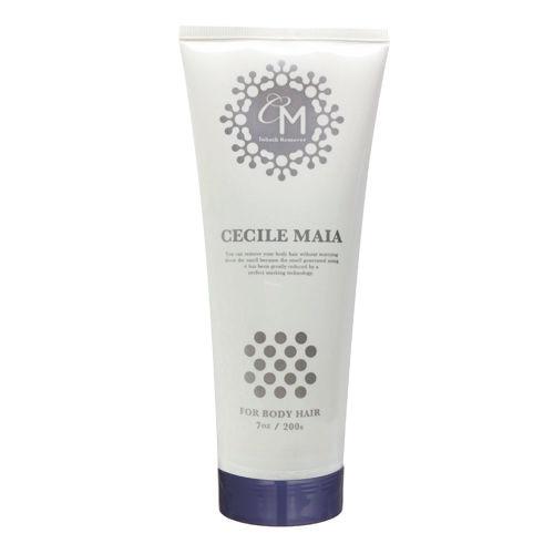 Cecile Maia Hair Removal Cream Remove Hair Instantly No Waxing No Shaving недорго, оригинальная цена