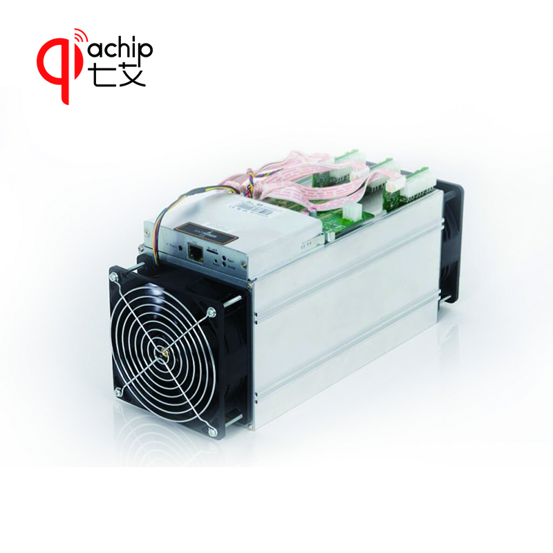 QiaChip Brand New AntMiner S9 13.5T Bitcoin Miner with power supply Asic Miner Newest 16nm Btc Miner Bitcoin Mining Machine