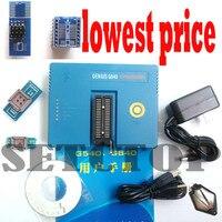 USB G840 יוניברסל מתכנת EPROM 51 FLASH MCU GAL PIC + 4 מתאמים + חולץ PLCC IC