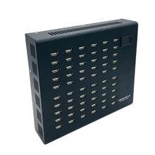 Usb зарядная станция 600 Вт 60 портов s usb многопортовая настенная