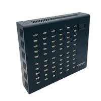 USB Charging Station, 600W 60 Ports USB Power Station,Multi Port USB Wall Charger Adapter for Hotel School Shopping malls