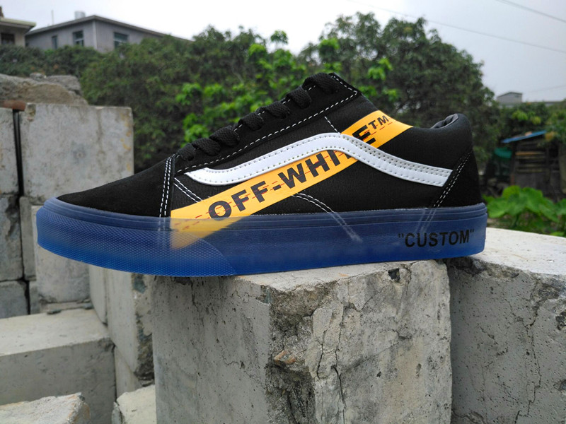 vans x off white old skool