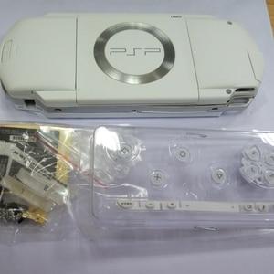Image 5 - Psp 1000 용 버튼 케이스 셸 하우징 커버가있는 소니 psp1000 용 10 색 전체 하우징 셸 커버 케이스
